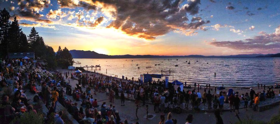 Live at Lakeview concert series promises a great time to a gorgeous backdrop.
