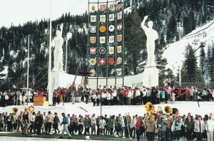 1960 Olympics Squaw Valley 1