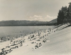 Regan Beach back in the day!