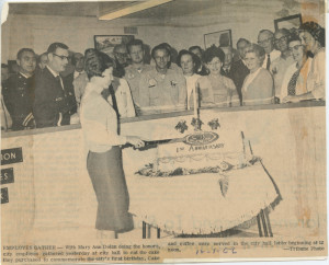 1966 SLT celebrates one year as an official city!