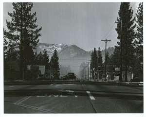 Highway 50 heading west.