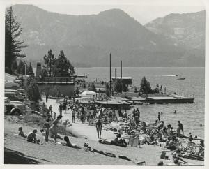 Regan Beach 1970s!