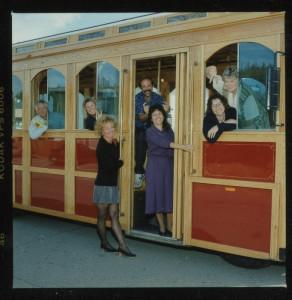 Tahoe's #1 trolly — inspiring people to throw peace signs since the 70's!