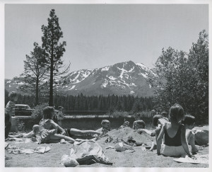 Tallac in the prime of her youth. In mountain years about 5 minutes have passed since this photo was taken.