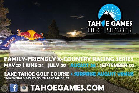 Tahoe Games Bike Night @ Lake Tahoe Golf Course  | South Lake Tahoe | California | United States